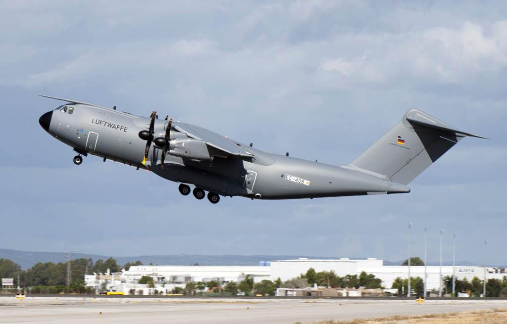 Las alertas siguen con el programa A400M