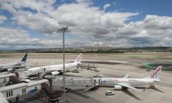 Air Europa y la alianza Sky Team inauguran nuevo hub en Barajas.