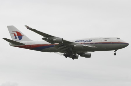 Boeing 747-400 de Malaysia Airlines