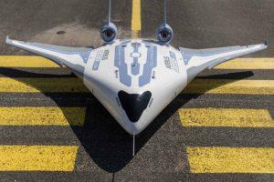 La configuración de ala volante fuselada lleva años en estudio por parte de los principales fabricantes. Incluido Airbus.