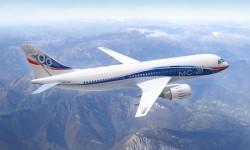 El MC-21 se ofrecerá en tres versiones para entre 150 y 210 pasajeros.
