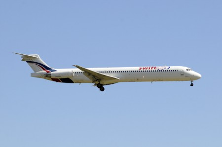 MD-80 de Swiftair