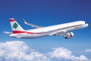 MEA, que ya cuenta con otros aviones de la familia A320, será el cliente de lanzamiento del Airbus A321XLR.