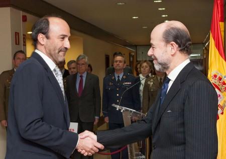 M. A. Morell y P.Argüelles.