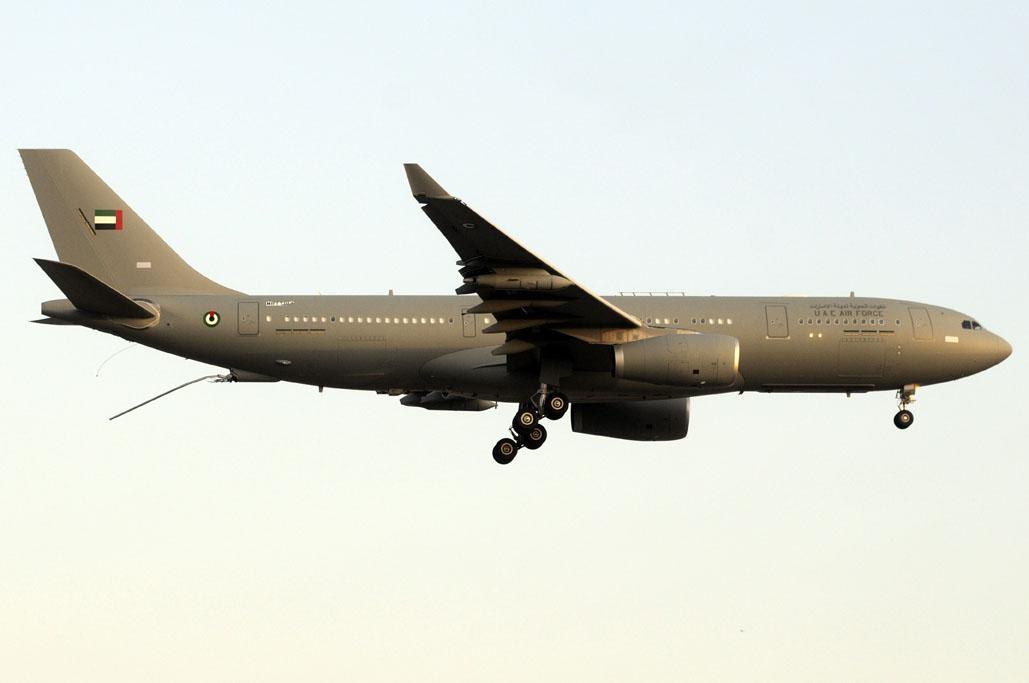 Airbus A330 de Emiratos Árabes