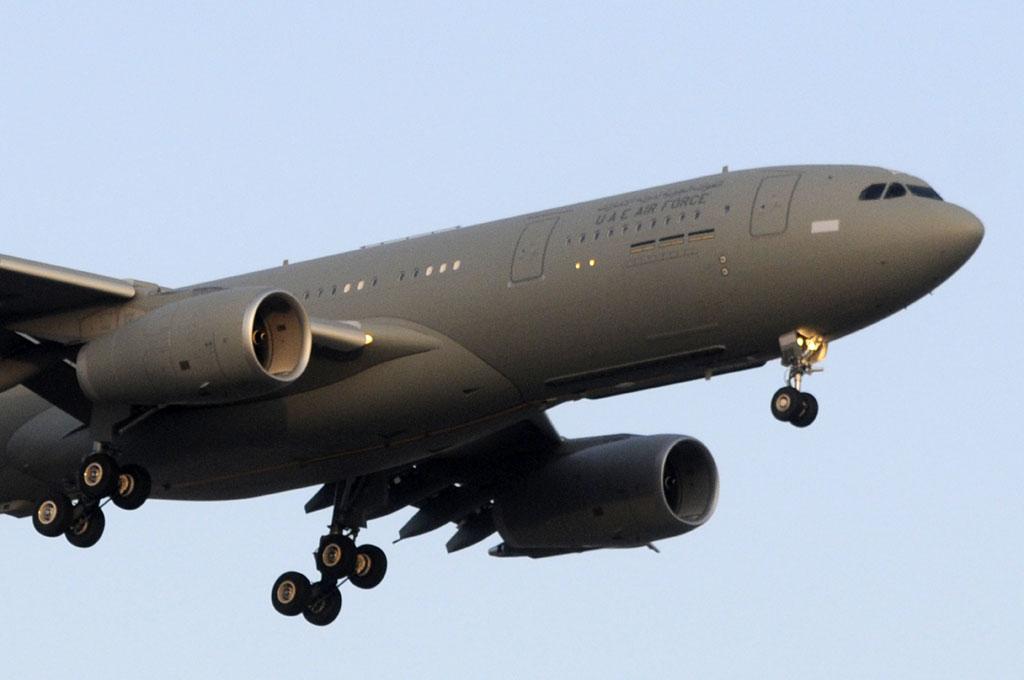 A330 MRTT de la Fuerza Aérea de Emiratos Árabes,