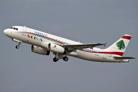 A320 de MEA
