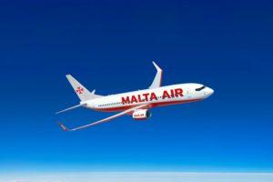 Malta Air, la nueva filial de Ryanair comenzará a operar en 2020.