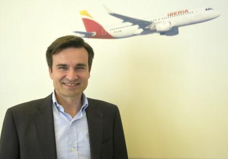 Marco Sansavini, nuevo presidente de Vueling
