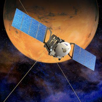 Mars Express ha descubierto que existen lagos de agua a un kilómetro de profundidad, posiblemente interconectados y repartidos por todo el planeta.