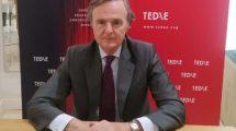 Ricardo Martí Fluxá, presidente de TEDAE.