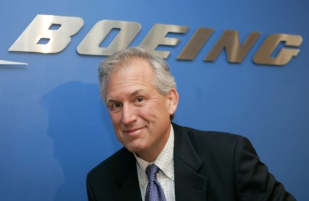 Jim McNerney, CEO de Boeing