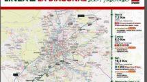 Plano de la proyectada ampliación de la Línea 11 del metro de Madrid.