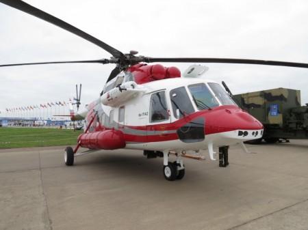 Las diferentes versiones del Mi-8/17 están en servicio en un centenar de países.