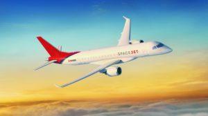 El Mitsubishi MRJ es ehora el SpaceJet, y sus entregas comenzarán en 2020.