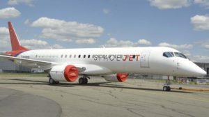 Mesa opera 145 aviones para American, Delta y United,, efectuando 742 vuelos diarios entre 136 ciudades.