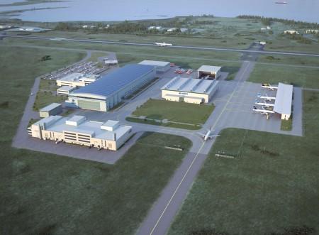 Futura Factoría de Airbus en Mobile