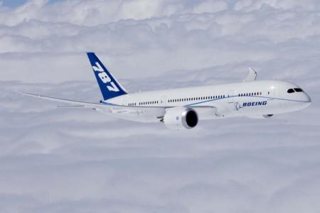 El quinto Boeing 787 es uno de los dos aviones de desarrollo que Boeing quería modificar para su venta. De los seis ejemplares, tres han sido donados a museos, y otro modificado y vendido al Gobierno de México.