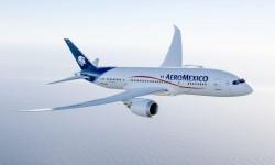 El primer Boeing 787 de Aeroméxico está en leasing de ILFC.