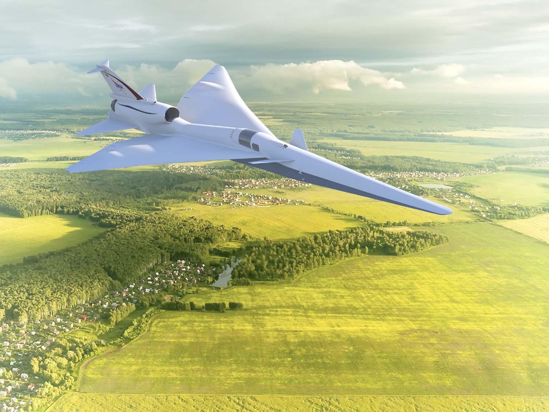 X-59 El avión sin parabrisas