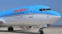 Entre las entregas de Boeing en el mes de marzo han estado los dos primeros B-737 MAX para la italiana Neos.