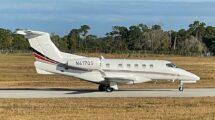 Netjets Embraer Phenom300
