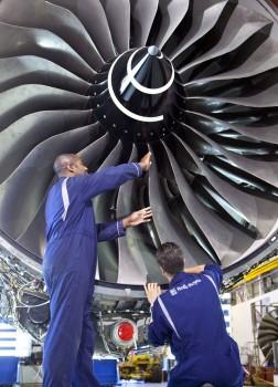 Acuerdo entre Emirates y Rolls Royce