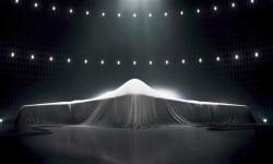 Northrop Grumman ofreció esta imagen de su propuesta en el programa LRS-B durante su campaña de promoción del mismo.