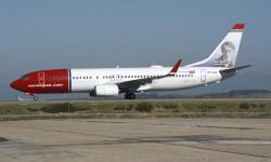 Norwegian ha recibido en mayo un nuevo Boeing 737-800