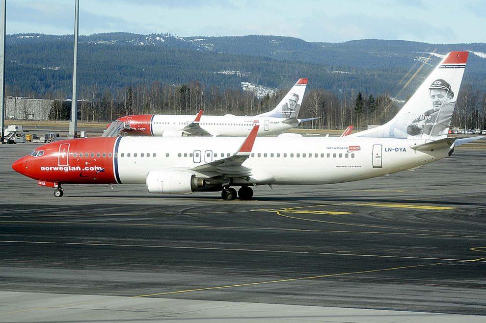 Entre los cambios anunciados por Norwegian para 2019 está el ofrecer internet de alta velocidad y pago en sus Boeing 737-800.
