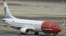 Norwegian pierde más de la mitad de sus pasajeros en marzo por el coronavirus.