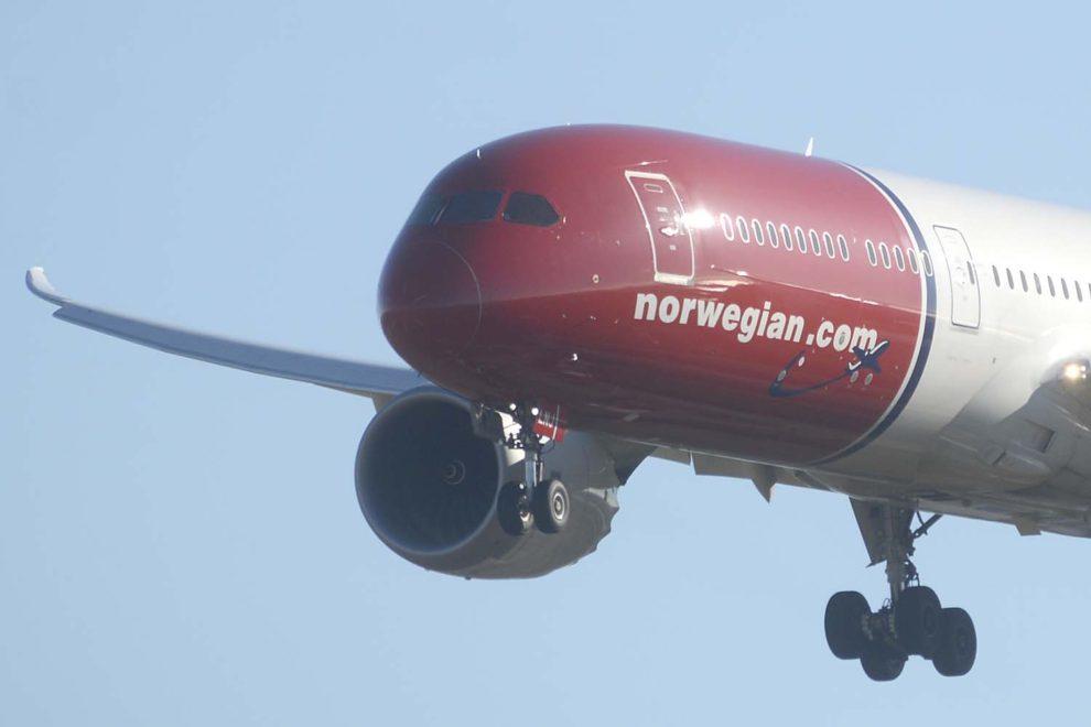 El Gobierno noruego pone en duda la viabilidad de Norwegian y decide no darle más ayudas.