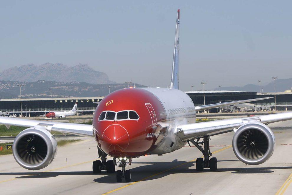 Norwegian pide concurso de acreedores para su filial de alquiler de aviones en Irlanda.