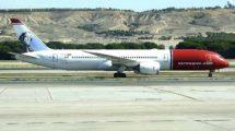 Norwegian cancelará 3.000 vuelos en un período de tres meses por el Coronavirus.