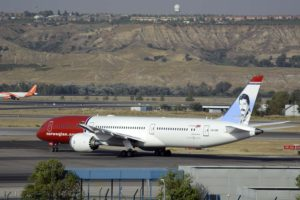 Norwegian cuenta ya con 32 Boeing 787 y tiene pendientes de entrega otros 10. Con ellos vuela 62 rutas de largo radio, 50 de ellas a Estados Unidos.