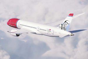 Paco de Lucía ilustrará la cola de de dos aviones de Norwegian.