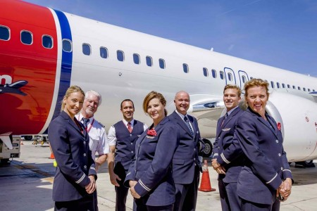 Norwegian ha comenzado el proceso de selección de pilotos y TCP argentinos para su nueva filial en ese país.