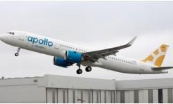 Novair cuenta  actualmente con un A320 en su flota además de este A321neo.