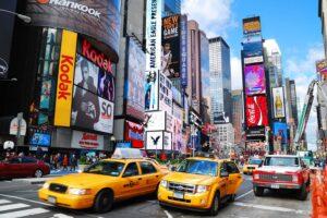 Nueva York uno de los destinos favoritos en todo el mundo.