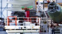 Airbus cuenta ya con ocho líneas para montar los aviones de la familia A320 en cuatro países, delas que saldrán 60 aviones al mes desde mediados de 2019.