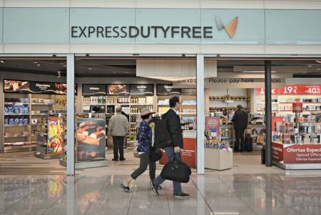 Nueva tienda duty free en el aeropuerto de Barcelona.