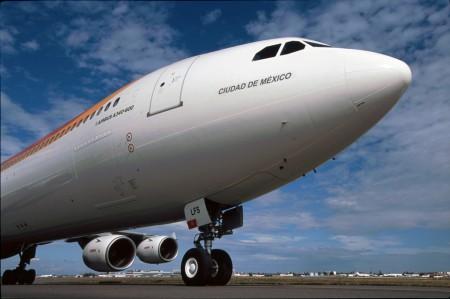 Airbus A340 de Iberia