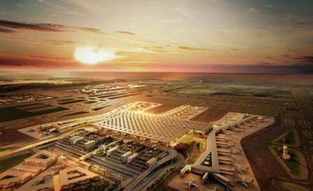 Aspecto que tendrá el nuevo aeropuerto hacia el año 2028 en que se completarán todas las obras.