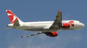 CSA cuenta con una flota compuesta por aviones A319, A320, A330, ATR 72 y un Boeing 737.