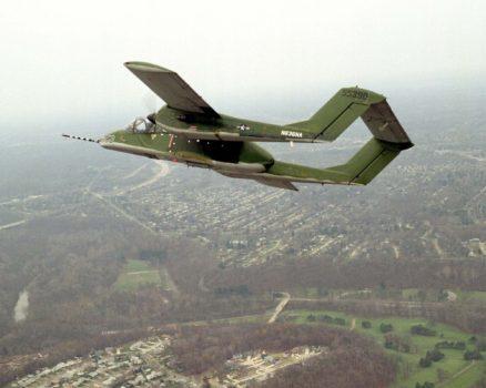 Estados Unidos retiró de servicio activo sus OV-10B en 1995, en 2012 dos OV-10B de la NASA fueron reactivados para el combate. En 2015 llevaron a cabo 120 salidas de combate a lo largo de 82 días sobre Irak y Siria apoyando a tropas de las fuerzas especiales. Aunque su apoyo fue un éxito, fueron retirados de nuevo ante el coste que suponía añadir un tipo de aeronave.