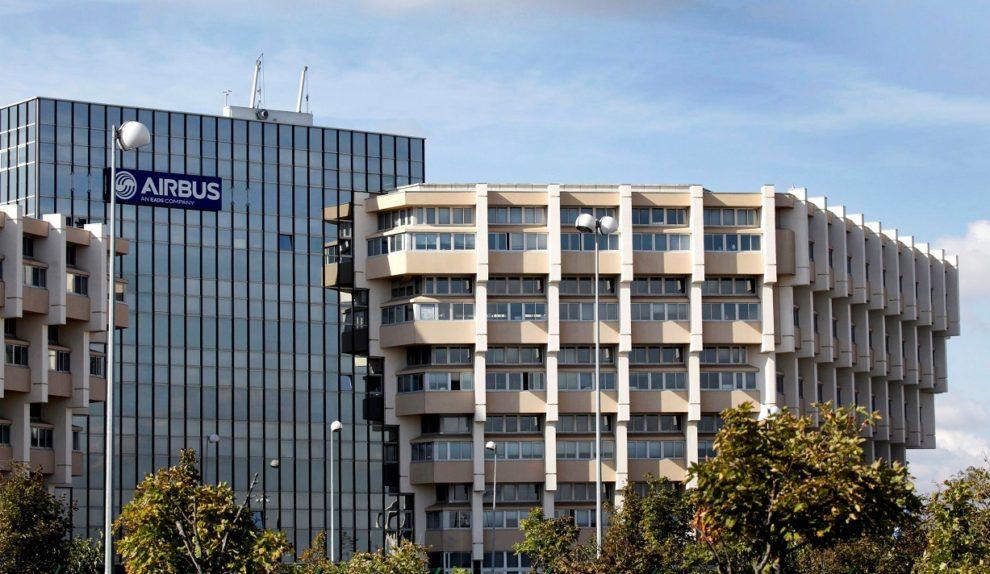 Oficinas de Airbus en Toulouse.