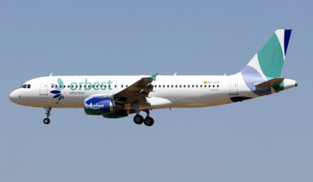 A320 de Orbest