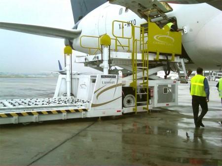 WFS adquiere la empresa brasileña de handling Orbital