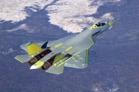 India y Rusia llegan a un acuerdo para la fabricación del Sukhoi PAK-FA