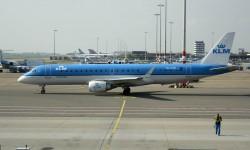 KLM Cityhopper cuenta con 28 Embraer E190.